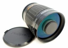 Prospec Mc Mirror Photo Camera Lens 1:8.0 500mm Konica Minolta Photography