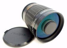 Prospec Mc Mirror Photo Camera Lens 1:8.0 500mm Konica Minolta Photography