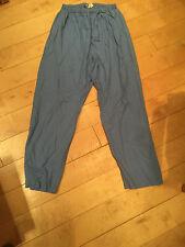 Original Schlafanzughose Pyjamahose lang Größe 44 NEU mit Gummizug Hose 100% BW