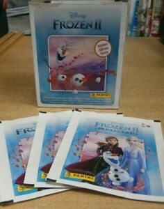 Panini Disney Frozen 2 Stickers Story Collection: Choose 9 18 36 packs or Box