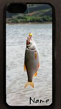 Personalized FISHING FISH catching caught CELL PHONE CASE a cel cover for mobile