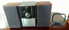 Sony CMT-EH10 Micro HI-FI Stereo System CD Radio Cassette Tape MP3 with Speakers