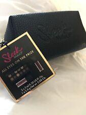 Sleek Makeup All Eyes On The Prize Set. Eyeshadow Pallet. 2 X Lip Colour. Pouch.