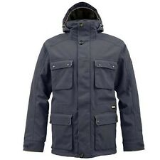 Burton 2L Gore-Tex Highland Snowboard Jacket (L) True Black