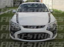 "FORD "" FG GT Mk2 "" FALCON XR8 XR6 "" Bonnet Stripes "" BOSS 335"