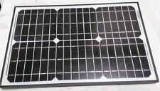 "Aleko Solar Panel Electrical Alternative Solar Energy 25W 21""X14""X2"" Sp25W12V"