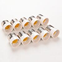 New 5pcs E27 to E14 Base LED Light Lamp Bulb Adapter Converter Screw SockeRCUS