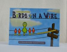 Carey Grayson's Birds N a Wire 2008 Game