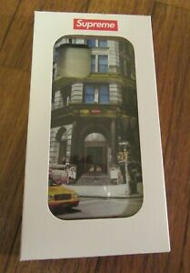 Supreme 190 Bowery iPhone Case for iPhone 12 Mini Multicolor SS21 Brand New 2021