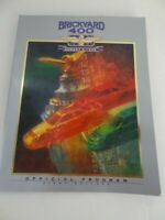 BRICKYARD 400 Official INDIANAPOLIS NASCAR Souvenir Program AUGUST 5,1995