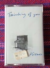Kitaro ~ Thinking Of You ( Malaysia Press ) Cassette