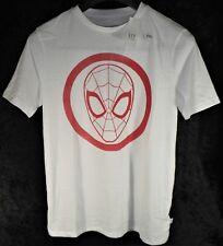 Gap Kids Marvel Boys Spiderman T Shirt - White - XXL - NWT