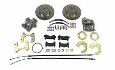 Chrysler 8-3/4 dana 60 rear disc brake conversion braided ss hoses