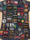 Hipster Indy Music Rock Band DIY Iron Sew On Embroidered Patch For Denim Jacket