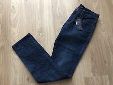 Nuevo CON ETIQUETAS Tommy Hilfiger Para Hombre Hudson Straignt Fit Jeans 33/36100% Auténtico!