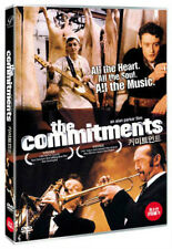 The Commitments (1991) Alan Parker Dvd *New