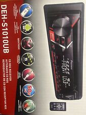 Pioneer - Deh-S1010Ub -Car Stereo In-Dash Cd Mp3 Am/Fm Receiver w/ Mixtrax