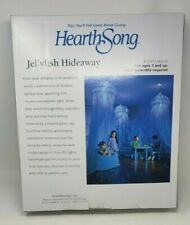 Hearthsong Aquaglow Jellyfish Hideaway Bed Canopy - Ships Today!
