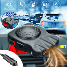 2in1 12V Portable Car Heater Heating Cooler Fan Demister Defroster Windscreen AU