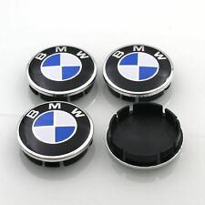 4x Felgendeckel Nabendeckel Deckel Neu Radzierkappen BMW Außendurchmesser 60mm