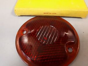 GMC TRUCK Chevrolet Suburban TAIL LIGHT LENS 1942 1952 wagon 1947 1948 1949 1950