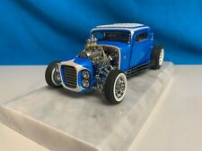"Danbury Mint 1932 Ford ""Little Deuce Coupe"" Limited Edition, Candy Blue, MIB"