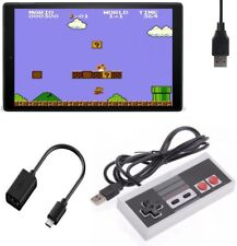 NES Micro USB CLASSIC CONTROLLER GAME PAD per Android Smartphone Tablet PC MAC
