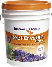 Instant Ocean Reef Crystals Salt For Reef Aquarium 160-Gallon Free Shipping