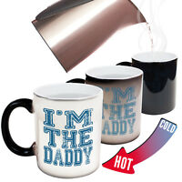 Fishing Mugs Drowning Worms Im The Daddy Family MAGIC NOVELTY MUG secret santa