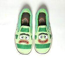 Yo Gabba Gabba Vans Slip On Shoes Size Mens 5.5  Womens 7