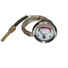 """Fordson / Ford Dexta Water Temperature Gauge 72"""" Capillary …"""