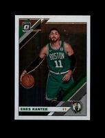 2019-2020 Donruss Optic Basketball #92 Enes Kanter (Celtics) MINT