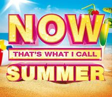 Now That's What I Call Summer - Various Artists - 3CD *NEW DISCS*