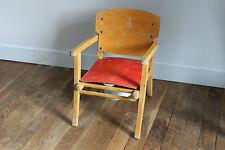Vintage - Ancienne petite chaise percée d'enfant bébé - Bébé confort