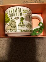 2019 Disney Parks Starbucks Animal Kingdom Been There Series Ornament Mug
