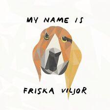FRISKA VILJOR - MY NAME IS FRISKA VILJOR  CD NEU