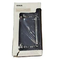 Kohler 11415-Cp Bancroft Toilet Tissue Holder Polished Chrome