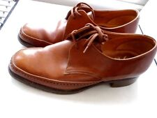 Trickers Lace-up Round Toe Formal Shoes for Men