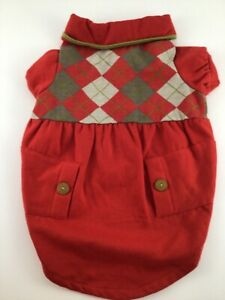 Special on Pink and Red Jackets Outfits Dresses for Dogs NWOT