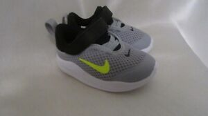 TODDLER BOY`S NIKE ACMI (TD) ATHLETIC SNEAKERS SIZE 4C (TODDLER) NEW I/B WOLF GR