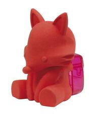 Radiergummi roter Fuchs mit Spitzer Radierer