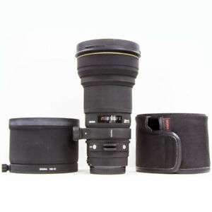 Sigma 300mm f/2.8 APO EX DG HSM Telephoto Prime Lens Canon EF Fit
