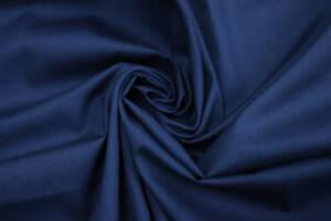100% Coton Uni Bleu Marine Couleur Unie Neuf Excellente Tissu Artisanat par Yard