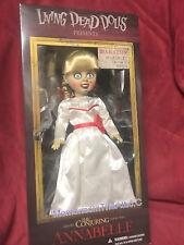Living Dead Dolls Annabelle The Conjuring LDD Horror Possessed Creation Doll NEW