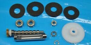 K66 Abu Garcia Ambassadeur 5000 5500 5600 Super Tune Kit W/ Bearings & Drags 163