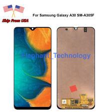 QC For SAMSUNG A30 2019 SMA305G/DS A305F/DS A305G LCD Screen Touch Digitizer