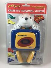 Jammin Juniors Cassette Personal Stereo
