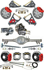 NEW SUSPENSION & WILWOOD BRAKE SET,CURRIE REAR END,CONTROL ARMS,POSI GEAR,596434