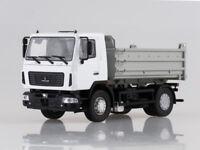 Scale model 1/43 MAZ-5550 truck (restyling)