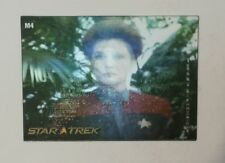 Star Trek 40th Anniversary M4 In Motion Lenticular Insert Card Voyager Janeway